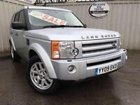 Land Rover Discovery 3 2.7TD V6 2009MY XS 4X4