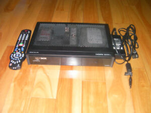 Rogers high definition digital Box PVR with dual tuner