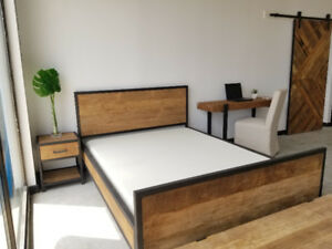 NEW PRODUCTS AVAILABLE – BARN DOORS, DINING TABLES, BEDROOM SETS