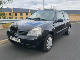 Renault Clio Campus 1.2 + long MOT + immaculate