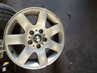 BMW ALLOY RIMS 16 inch 5x120 SPECIAL CHEAP PRICE