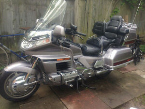 Really nice Goldwing  GL1500