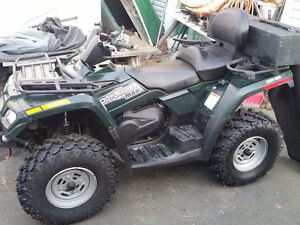 2006 Can am Outlander Max 2up