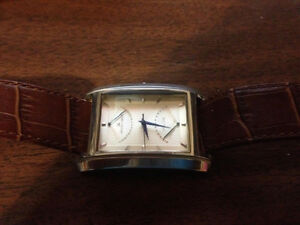 Jacques Lemans Mens Watch DualTime