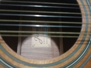 12 String Acoustic Guitar (Jasmine by Takamine S-312)