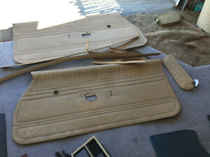 Plymouth volare dodge aspen door panels taillight console Regina Regina Area image 3