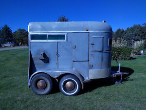 Two Horse Trailer -  Hickory King