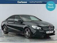 2018 Mercedes-Benz CLA CLA 200d AMG Line 4dr SALOON Diesel Manual