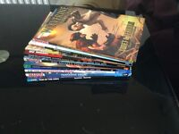 25 Assorted Graphic Novels