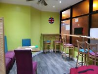 PIZZA SHOP FOR SALE IN WHYTELEAFE