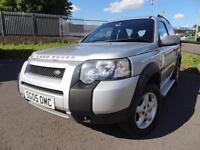 2005 Land Rover Freelander 2.0Td4 SE - KMT Cars