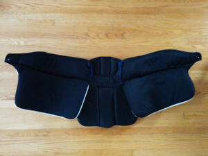 Pro-stock CCM pant uppers (from two-piece pants)