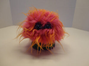 Vintage Toy Quest FuzzLuvz Animated Furry Toy