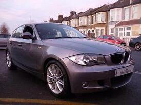 BMW 120 2.0TD auto 2010 / 10 d M Sport 1 PREVIOUS OWNER FROM NEW
