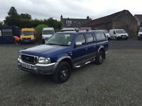 ##REDUCED## FORD RANGER DOUBLE CAB