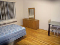 Renovated 1.5 & 2.5 meublé / furnished & wifi Incl