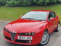 2007 Alfa Romeo 159 1.9 JTDM 16v Lusso 4dr *** LONG MOT - FREE DELIVERY *** SALO