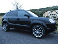 2007 Hyundai Tucson 2.0CRTD **XENITH** 4X4 Limited