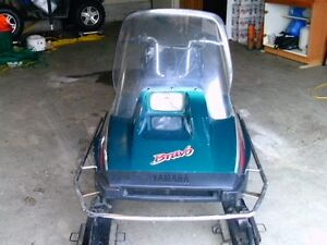 for sale a 2006 bravo long track, needs nothing