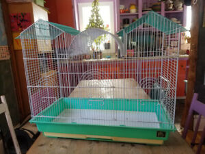 Bird cage for canaries / finches / budgies