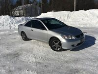 2005 civic coupe