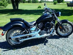 2008 Yamaha V-Star 1100cc Motorcycle - MAKE ME AN OFFER