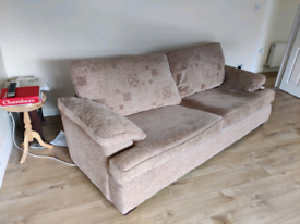 FREE DELIVERY - 3 seater sofa.