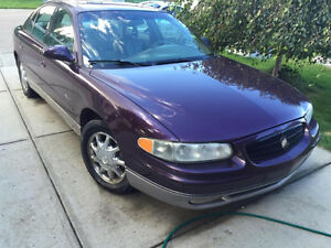 1998 Buick Regal GS Sedan Supercharged