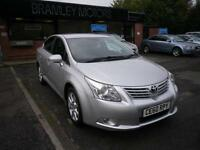 2010 (60) Toyota Avensis 1.8 V-matic M-drives TR * FULL HISTORY * ONE LADY OWNER