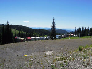 Premier Lot in Alpine Meadows Silver Star Resort