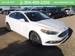 2017 Ford Fusion SEAWD Leather Moonroof Nav