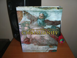 HARDCOVER BOOK THE STORY OF CHRISTIANITY