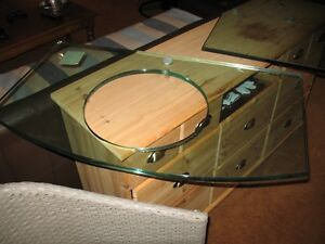 tempered glass for countertop & vessel sink-PRICE REDUCED Kitchener / Waterloo Kitchener Area image 2