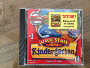 Jump start  advanced : Kindergarden