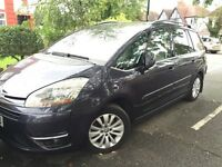 2008 Citroen C4 Grand Picasso 2.0i Exclusive MPV ESG Automatic 7 Seater Spares or Repairs