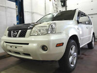 2005 NISSAN X-Trail, AWD,FRESH SAFETY,CLEAN, PANORAMIC SUNROOF!!