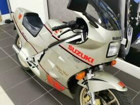 1988 UNREGISTERED SUZUKI RG250 WITH 8629 MILES FROM NEW