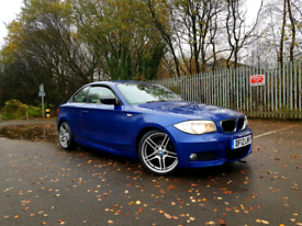 BMW 120d Coupe