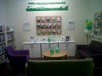 Macmillan Cancer Information and Support Volunteering Opportunity