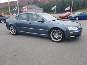 Audi A8 4dr Sdn 2009