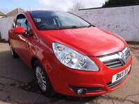 Vauxhall/Opel Corsa 1.0i 12v ( 65ps ) ecoFLEX 2011 S 84000 MILES