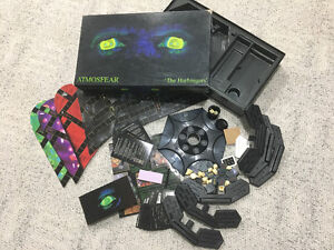 Atmosfear Boardgame The Harbingers VHS video board game