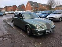 Jaguar S-TYPE 3.0 auto V6 SE 4 door - 1999 V-REG - 9 MONTHS MOT