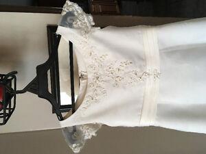 Flower girl / First communion dress.