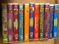 Little Bear VHS Tapes