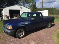 2011 Ford Ranger Ext. Cab