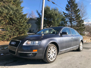 MOVING SOON!  2007 AUDI A6 IN GREAT CONDITION