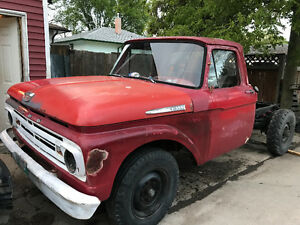 **NEED GONE** 1964 f-350