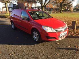 Vauxhall Astra van 1.3cdti one owner 130.000 miles