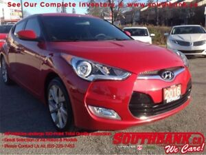 2016 Hyundai Veloster Backup Camera, Heated Seats